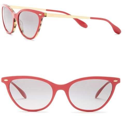Ray-Ban 54mm Cat Eye Sunglasses