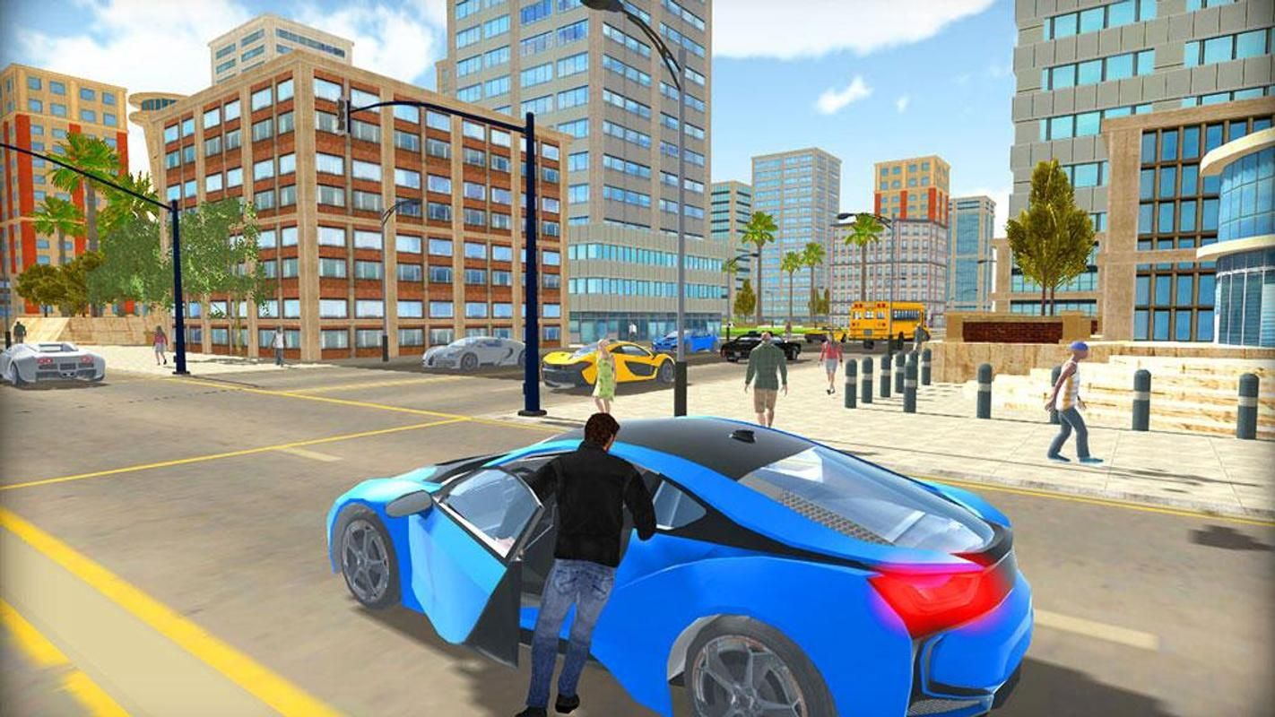 Pin By Wallpaper On Crazy Games Com City Car City Racing Free Racing