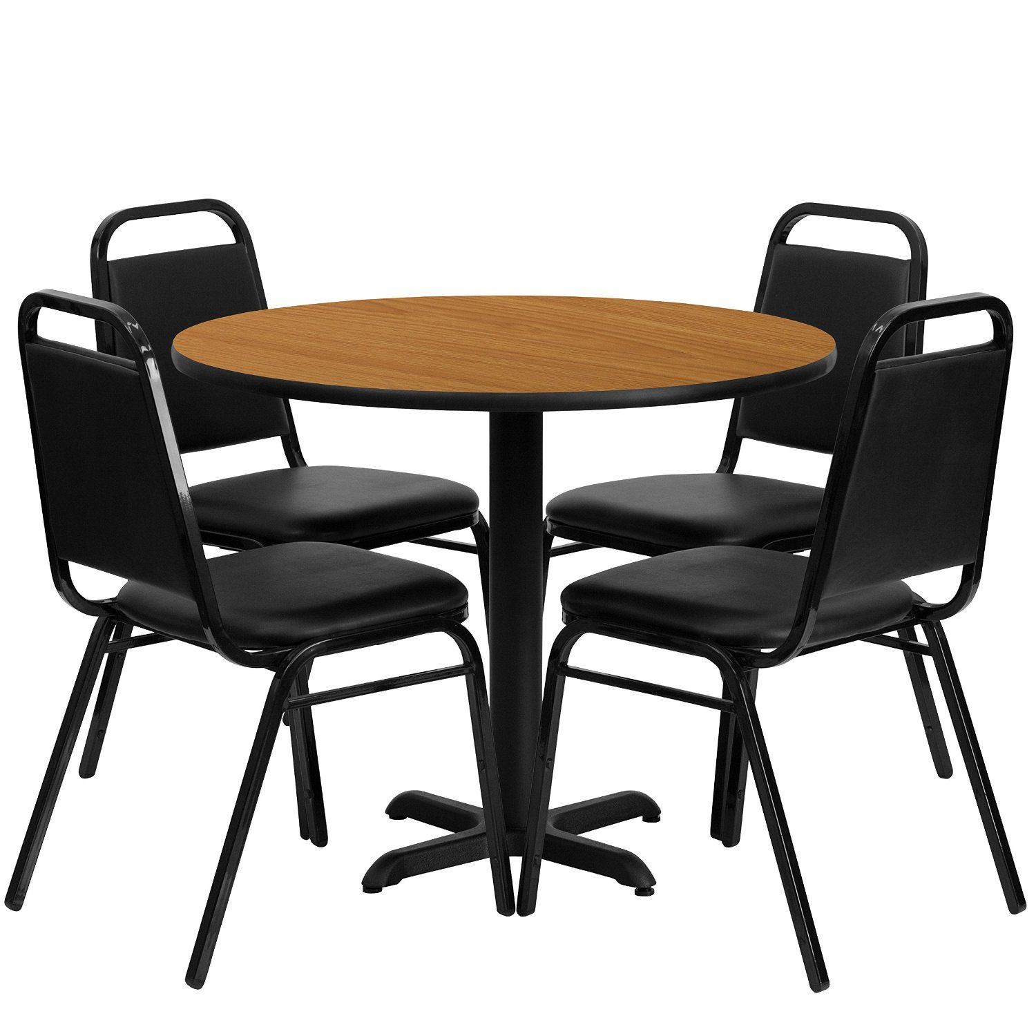 Round Office Table And Chairs Table And Chair Sets Dining Furniture Dining Room Sets