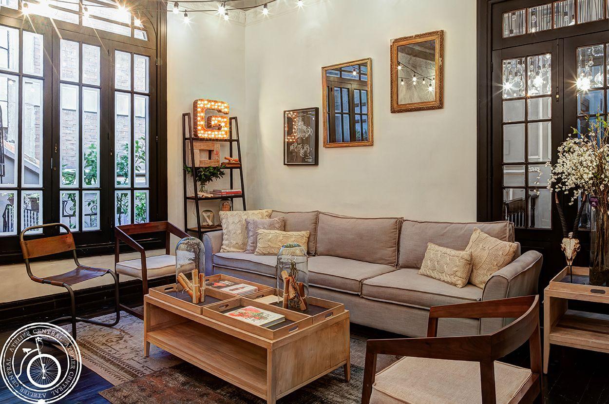 Decora tu sala con nuestra tienda online. #DisenoInterior #Muebles ...