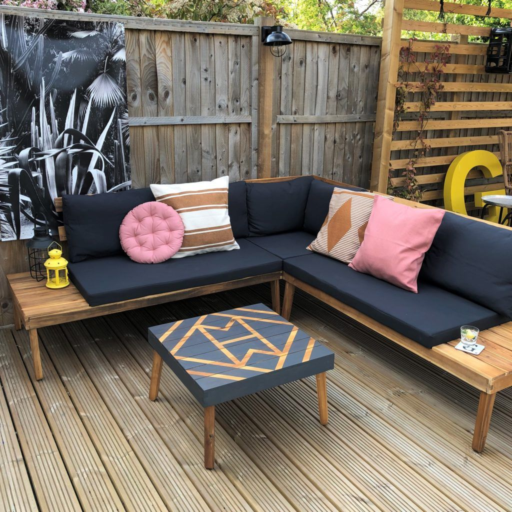 Aldi Special Buy Outdoor Corner Sofa Home Made Productions Images