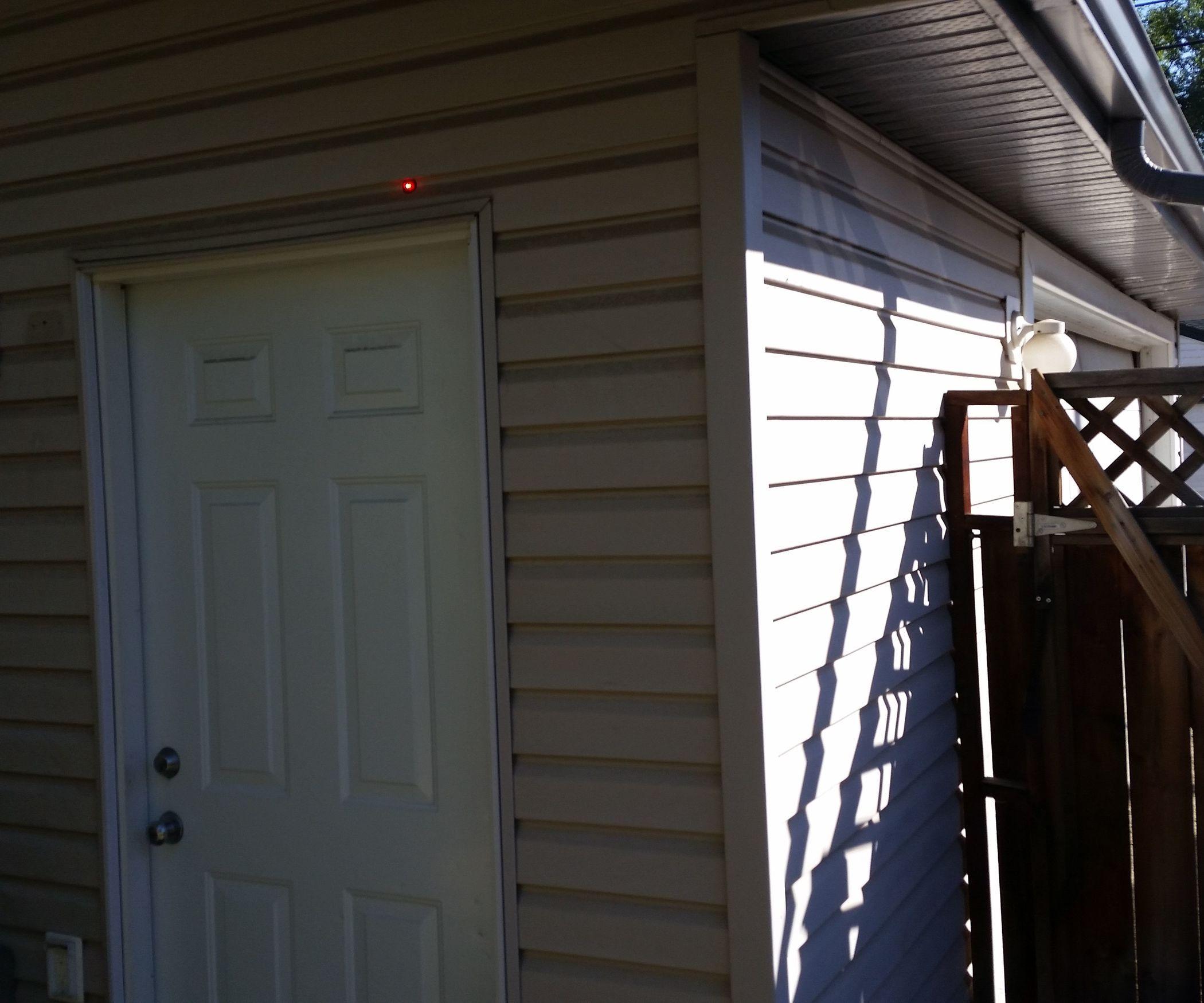 Garage Door Open Position Indicator Light Garage Stuff Pinterest