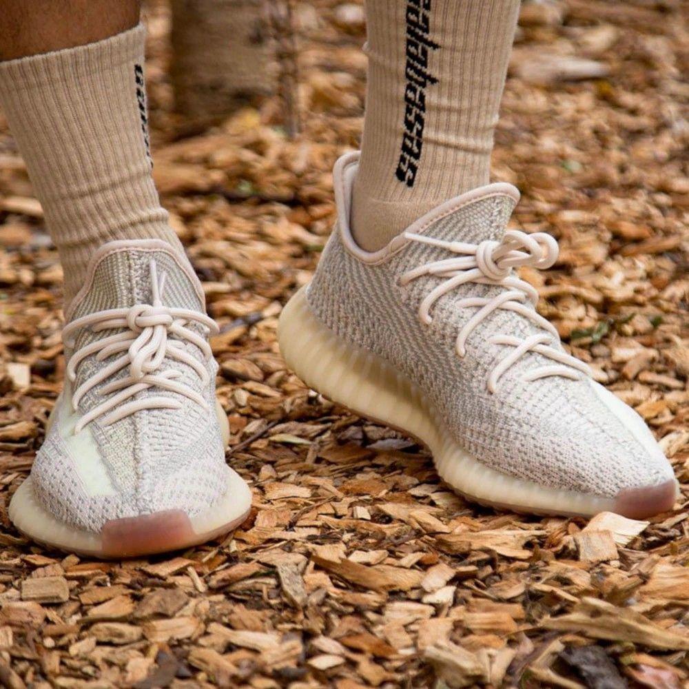 Adidas Yeezy Boost 350 V2 'Citrin Non-Reflective' | Yeezy, New ...