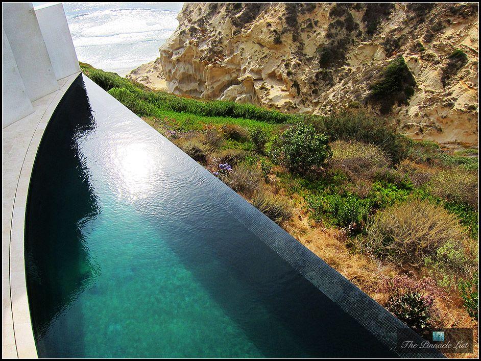 piscina desbordant
