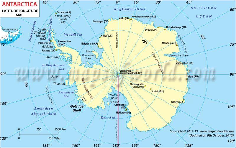 Antarctica latitude and longitude map my work pinterest antarctica antarctica latitude and longitude map gumiabroncs Images