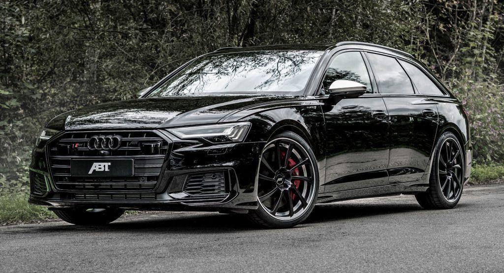 Abt Puts More Meat On The 2020 Audi S6 Avant Audi S6 Audi Tdi Audi