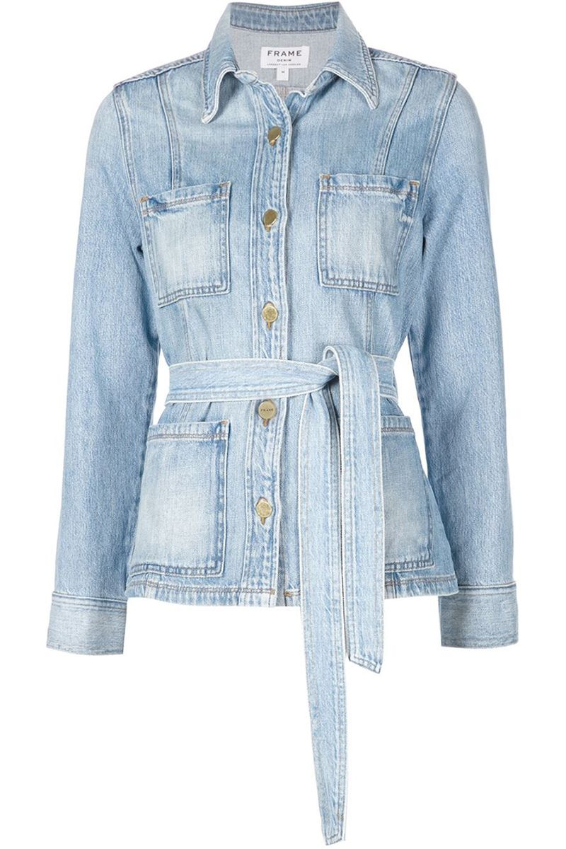 Jean Queen: 11 Denim Jackets To Shop For Spring