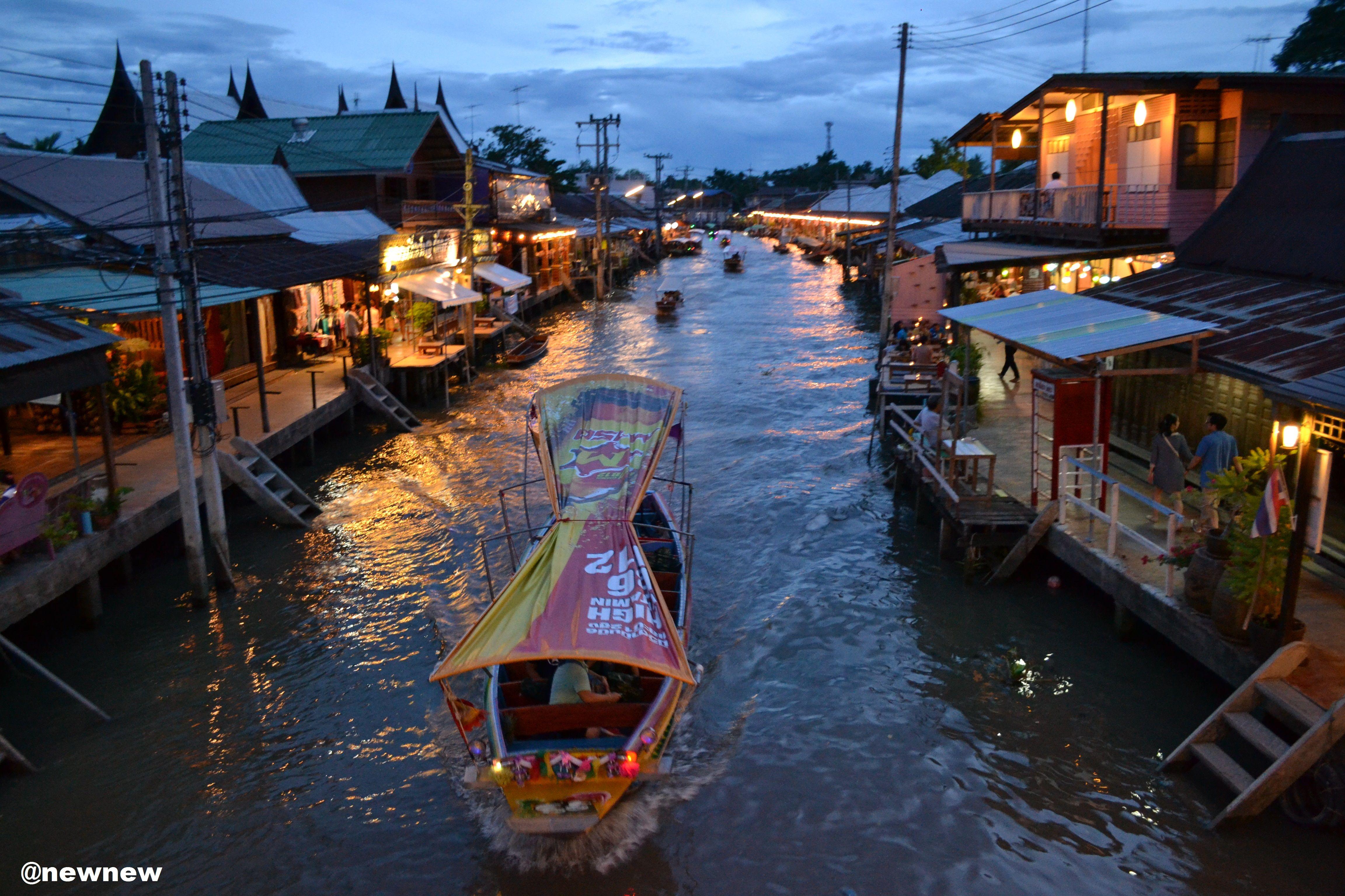 #amphawa #thailand
