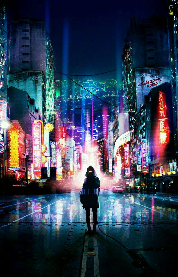 ☼Pinterest taticas98 ☾ Arte cyberpunk, Cyberpunk