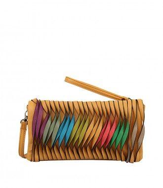 Turn The Tides Clutch handbag