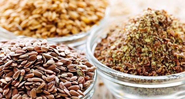 Ľanové semienka - ochrana pred radiáciou a zlepšenie zdravia