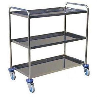 Carrito de Transporte Para transportar material del comedor como vajilla platera entre otros  Mobiliario de Comedor en 2019  Kitchen Cart