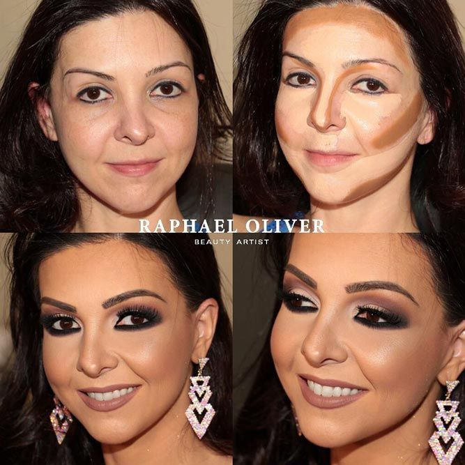 Complimenting Makeup For A Heart Shaped Face Heart Shape Face