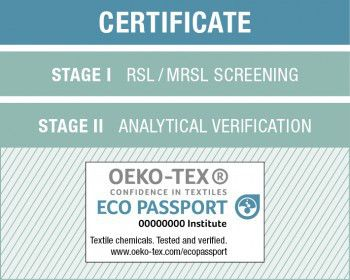 Oeko-Tex Launches Eco Passport Certification for Textile Chemicals