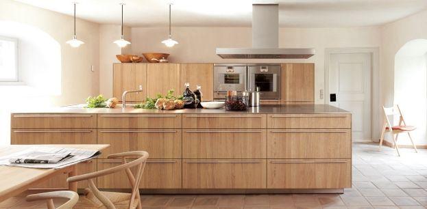 ideasdecoración #cocinas #decoración #madera Kitchens Deco