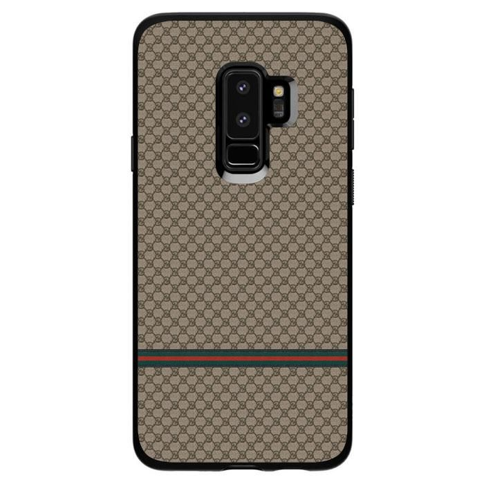reputable site 9d770 21466 Gucci Texture Wallpaper Samsung Galaxy S9 Plus Case | Casecortez ...