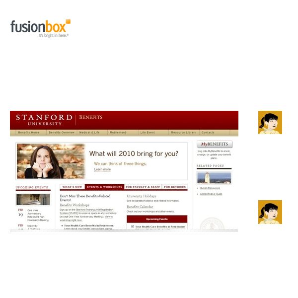 Fusionbox Is A Denver Web Design Agency That Engineers Usable And Effective Web Sites And Web Based Software New Social Profiles May 2012 Web Design Agenc
