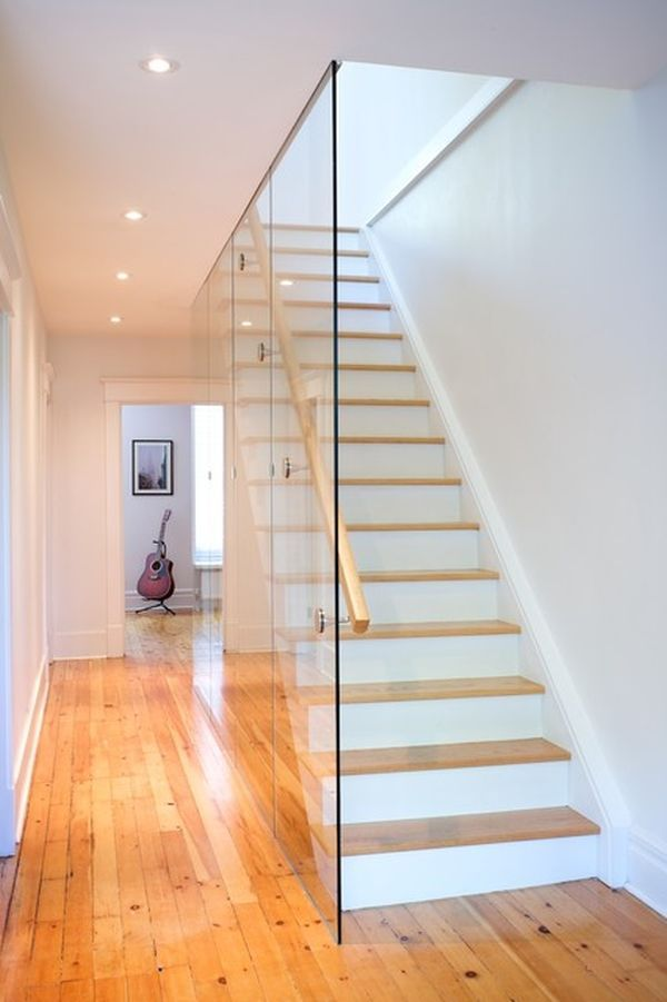 Best 20 Glass Staircase Wall Designs With A Graceful Impact On 400 x 300