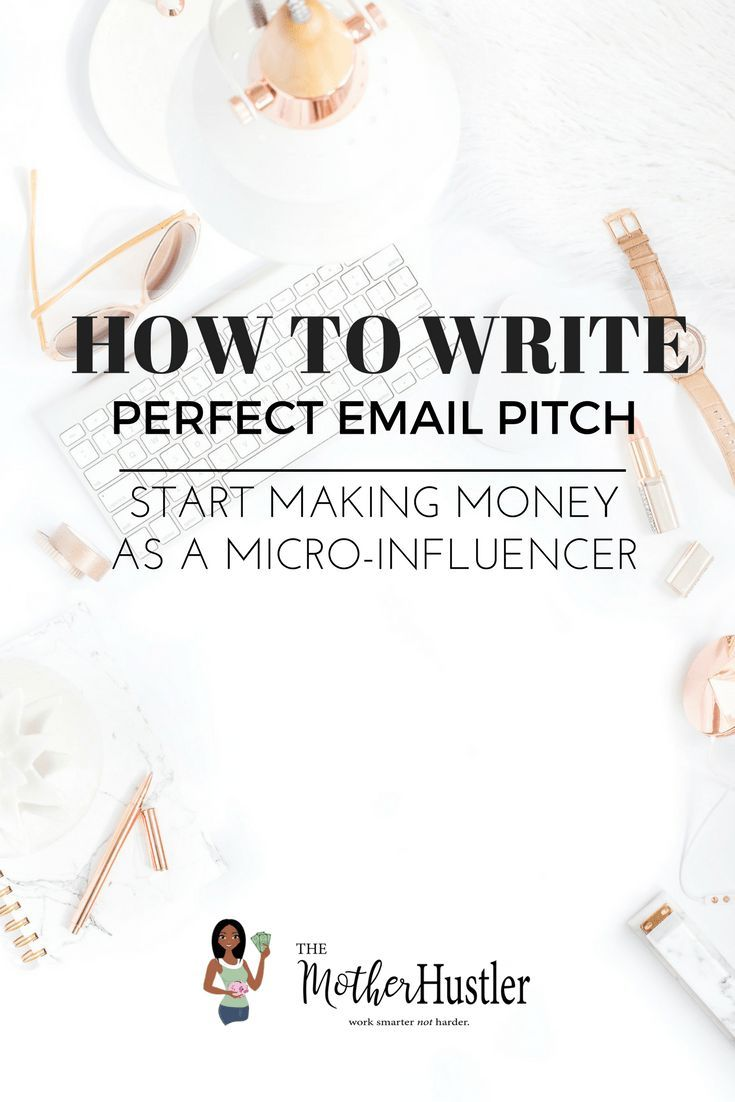 Learn how to write an epic pitch email so that you can ...