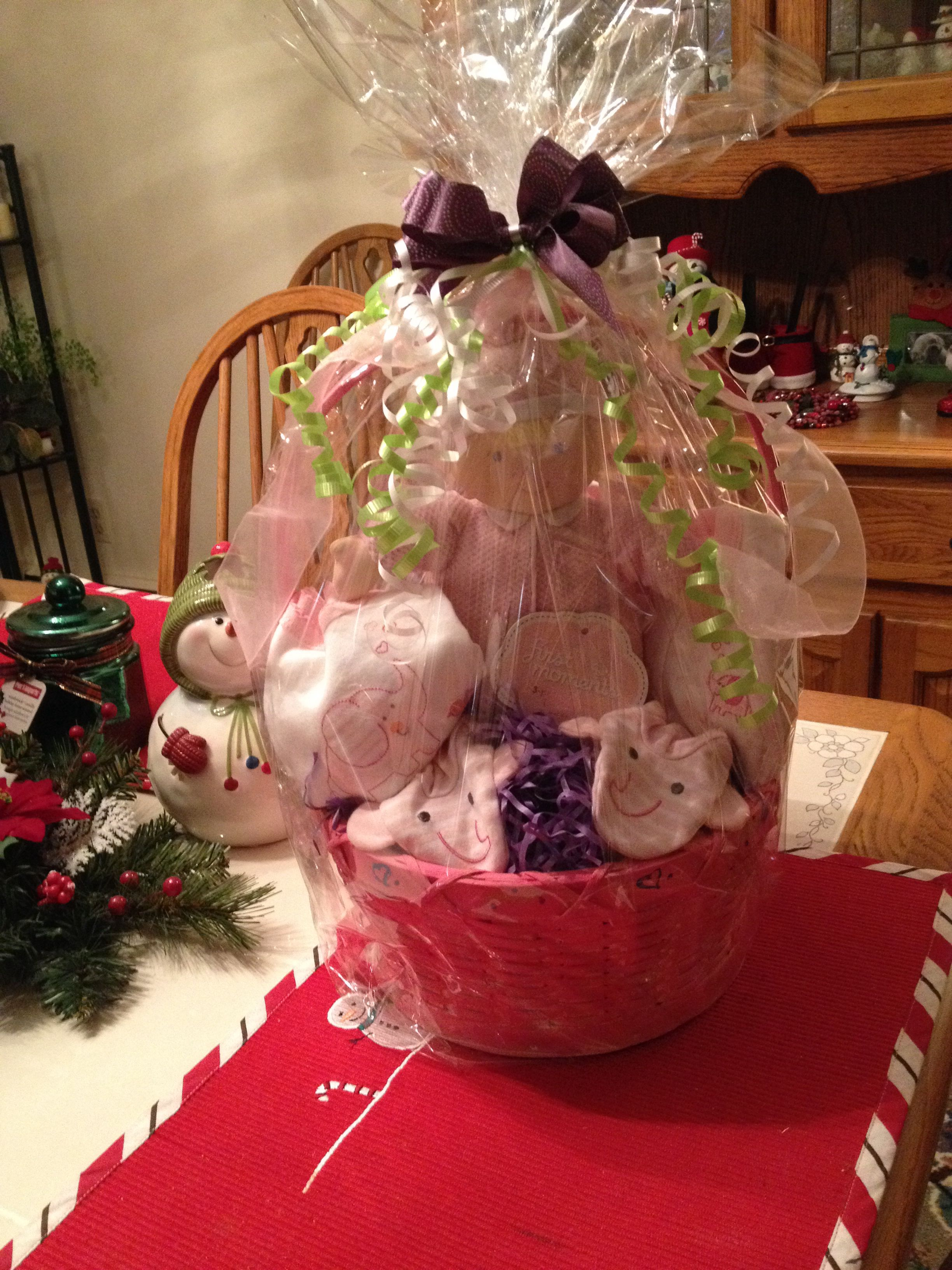 Baby Shower Gifts Crafts ~ Baby shower gift its a girl my mother s crafts