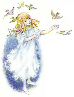 Hilda Boswell. The snow child by Nathaniel Hawthorne