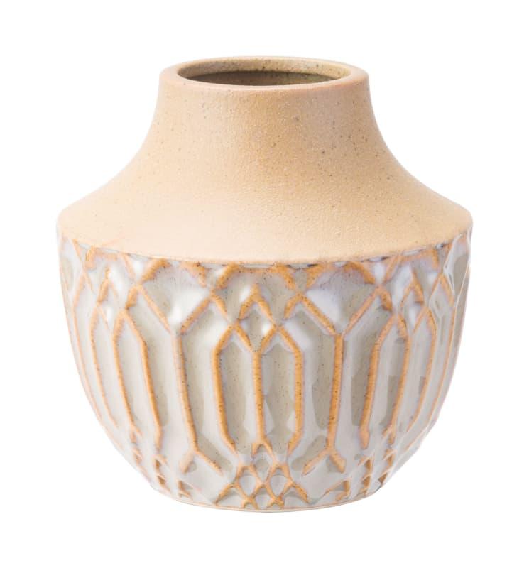 Zuo Arabesco Vase Pink Small