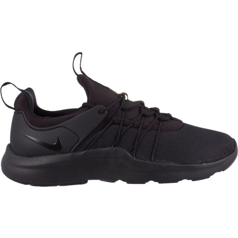 Kids Nike Darwin Running Shoe Grade School Black/Black