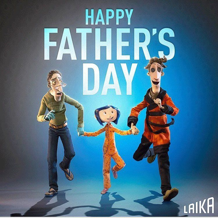 Happy Father S Day Officialcoralinepage Coraline Coralineandthesecretdoor Laika Fathersday Coralinejone Coraline Coraline Jones Coraline Aesthetic