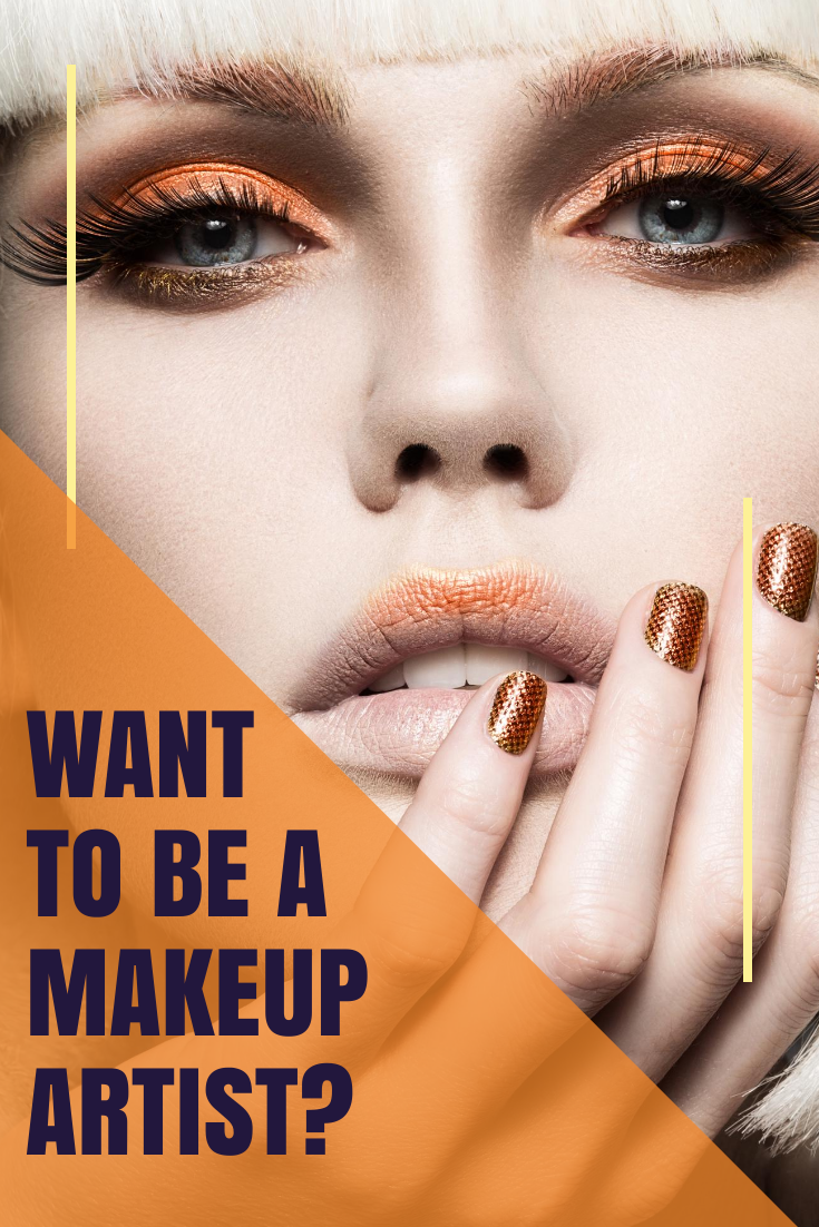 Do You Want To Become A Successful Makeup Artist Grab Your Free Copy Of The Ultimate Makeup Artist Career Guid Makeup School Makeup Makeup Artist Career