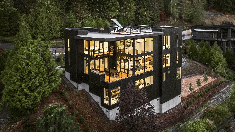 NEW-CENTURY MODERN, SKYLINE – SCOTT | EDWARDS ARCHITECTURE, GARRISON HULLINGER INTERIOR DESIGN