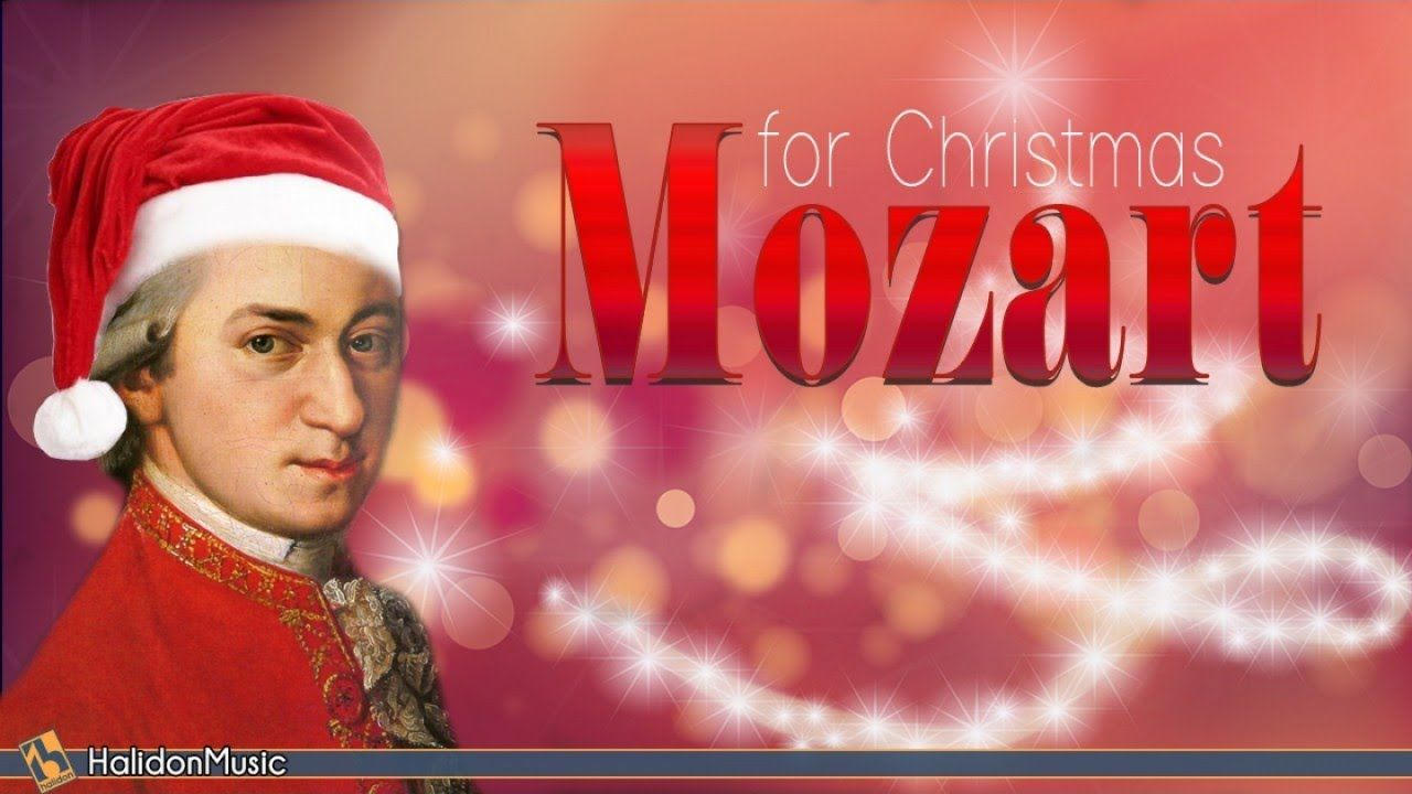 mozart for christmas classical christmas music - Classical Christmas Music