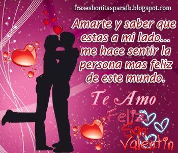 16 Ideas De San Valentin San Valentín Feliz Día De San Valentín Imagenes De Amor