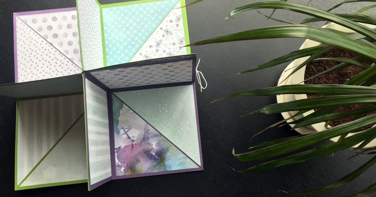 9 steps to create a magic foldup card album  magic