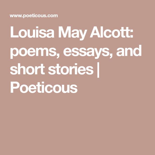poems essays