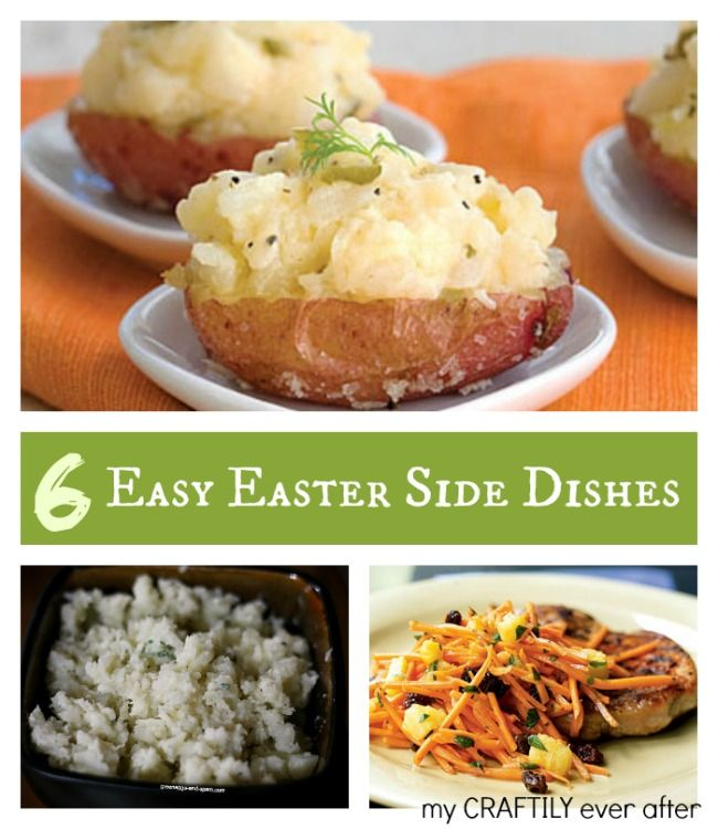 Collection Dishes For Easter Dinner Pictures - The Miracle of Easter