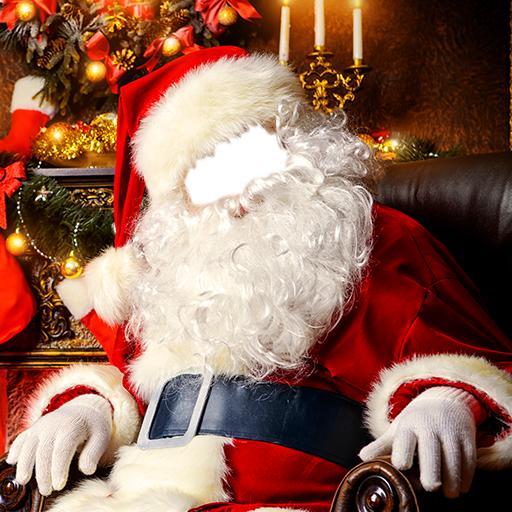 Popular App Santa Claus Photo Editor by Fantastic