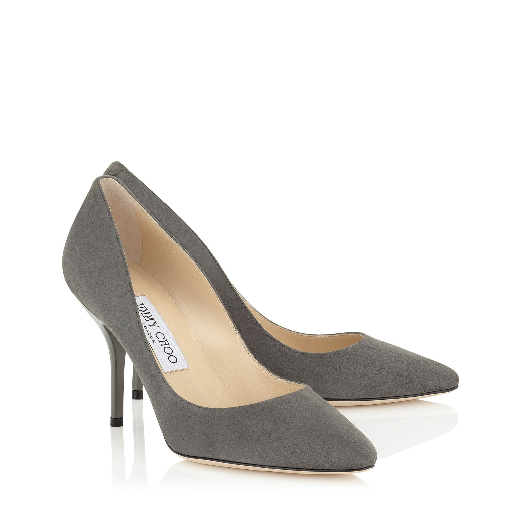 Twilight Suede Almond Toe Pumps | Mei | Spring Summer 15 | JIMMY CHOO Shoes