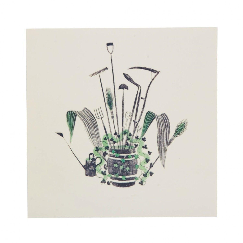 Garden Implements - Eric Ravilious