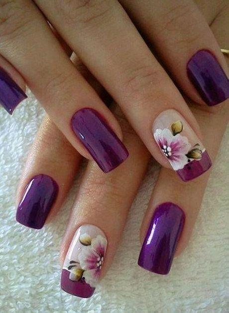 Гель лак 2020-2021: красивые ногти, дизайн и фото-новинки | 627x460