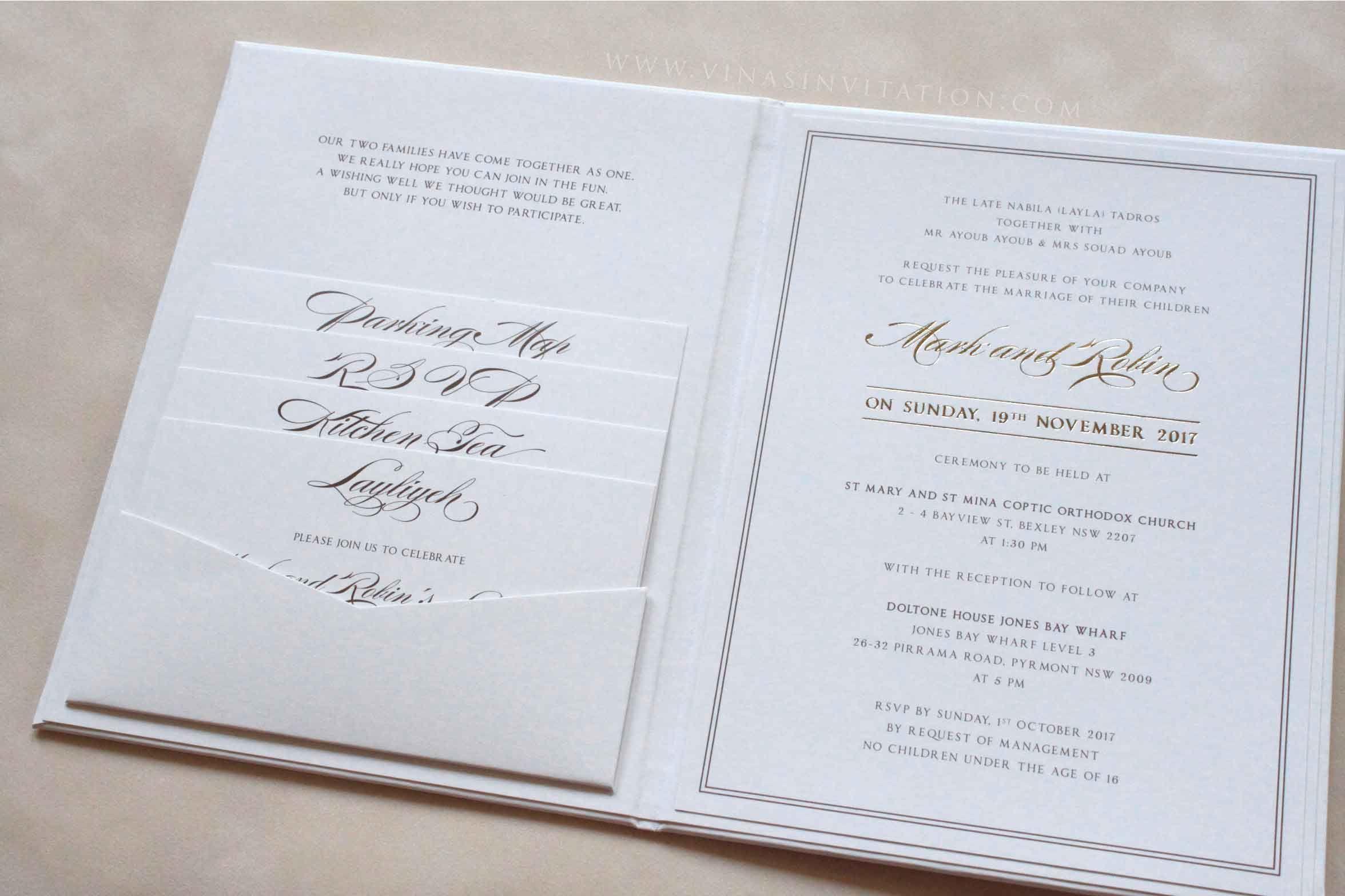 vinas invitation. wedding invitation semarang. wedding invitation ...