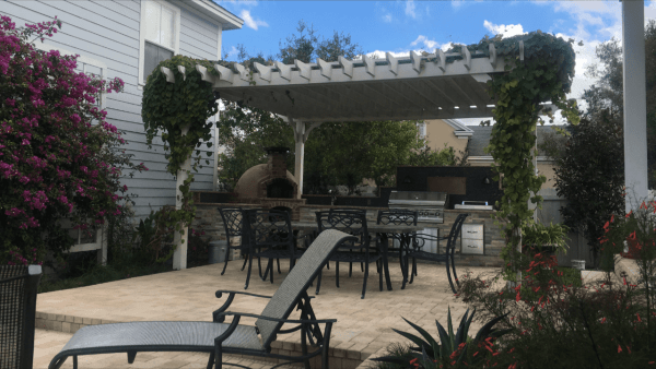 12x18 Wood Pergola Shop The Big Kahuna Pergola 12x18 Kit Online At Pergola Depot Pergola Wood Pergola Pergola Plans