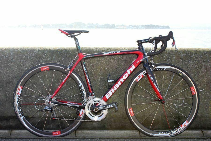Bianchi sempre pro 自転車