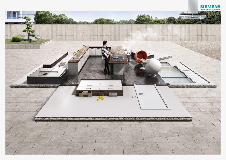 Siemens Ventilation Systems on Behance  Ventilation system