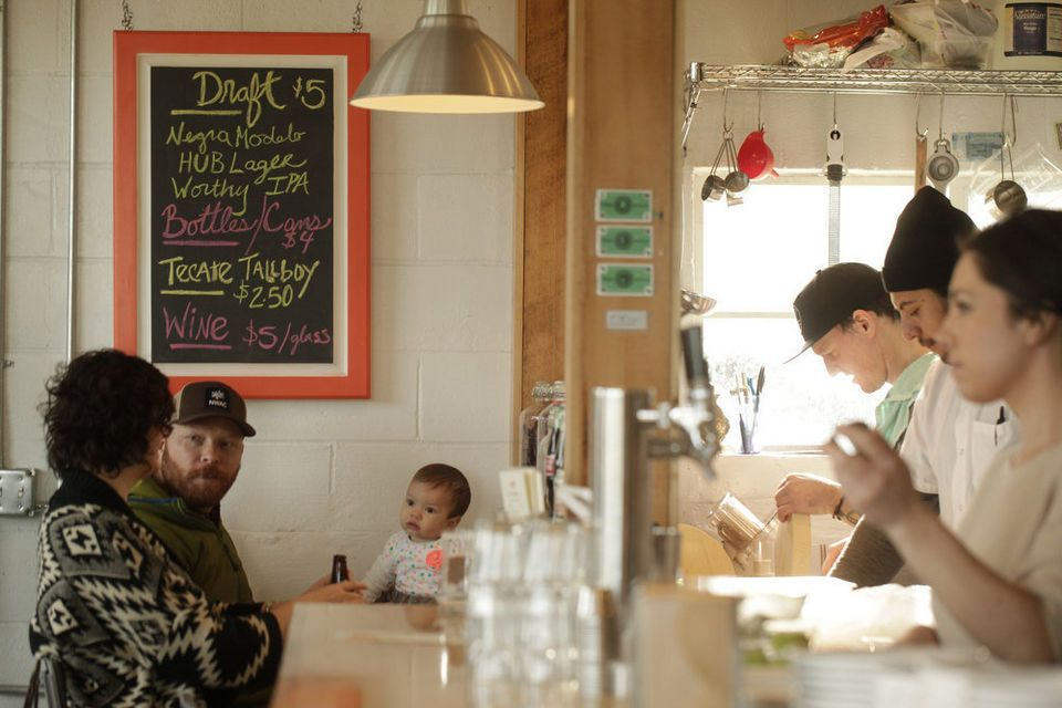 New food cart pod open in northeast portland with pollo