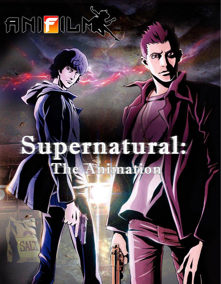 Аниме Сверхъестественное (Supernatural The Animation