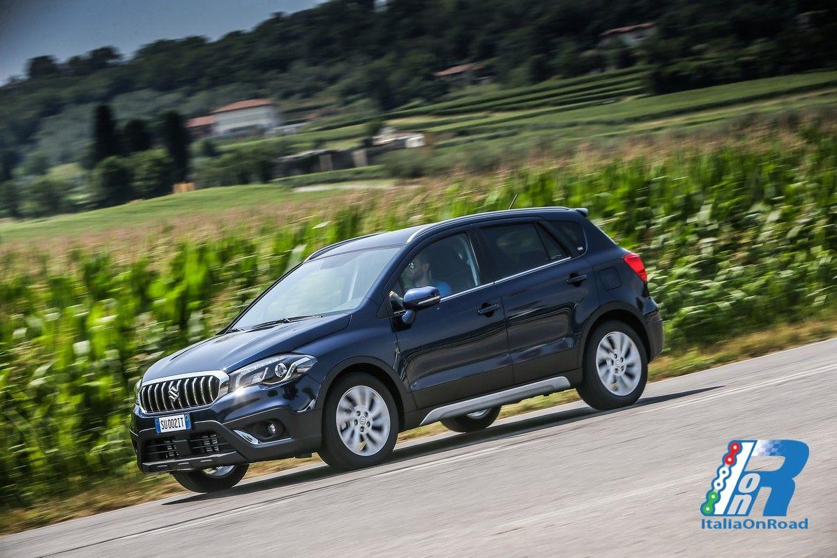 S-CROSS – il nuovo SUV Suzuki http://www.italiaonroad.it/2016/07/26/s-cross-il-nuovo-suv-suzuki/