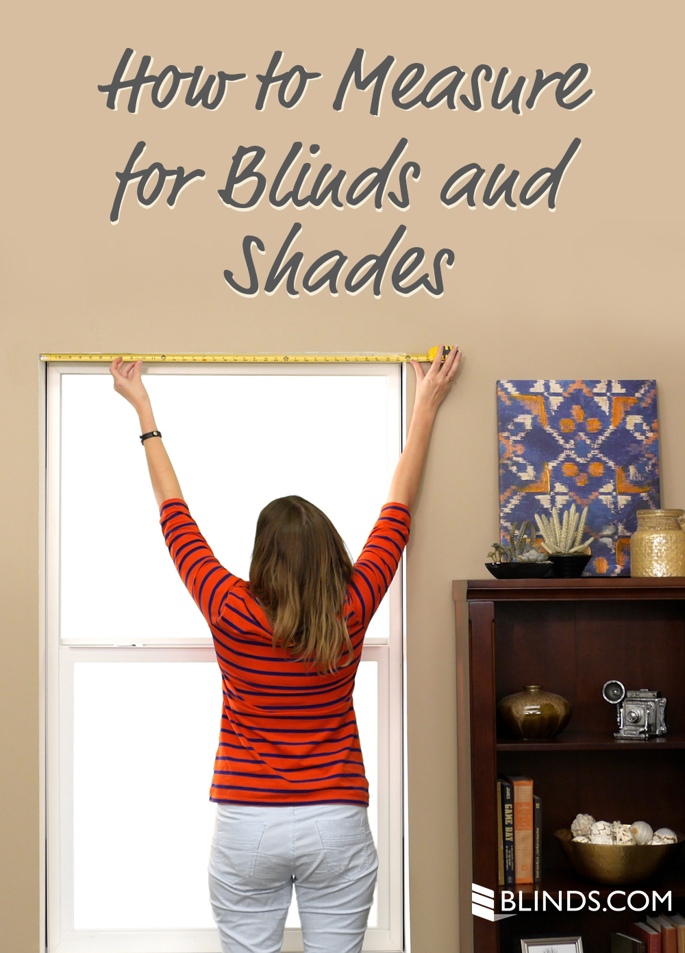 how to measure for blinds and shades custom window treatments perfect fit and window. Black Bedroom Furniture Sets. Home Design Ideas
