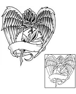 Lower Back Tattoo Design FOF-00015 | TattooJohnny.com