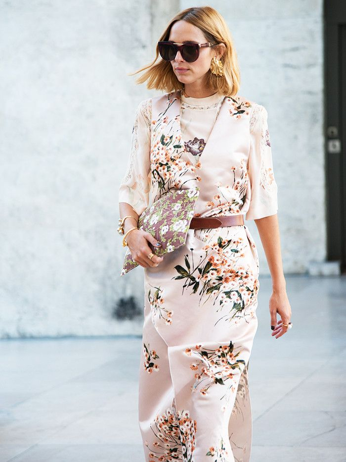 Pink and Red Valentine's Day Dresses You'll Actually Want to Wear via @WhoWhatWearUK