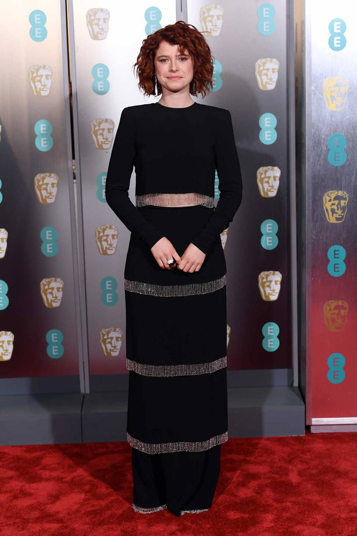 Baftas 2019 Red Carpet Dresses Red Carpet Dresses Dresses Jessie Buckley
